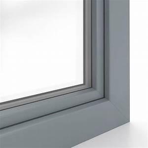 kunststofffenster anthrazit foliert harzitecom With markise balkon mit jette joop tapete grau