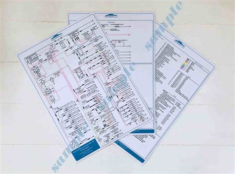 Rover Saloon Coupe Wiring Diagram Laminated