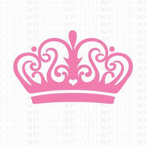 instant  tiara svg princess crown svg royal svg