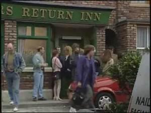 Coronation Street - Jim McDonald And Neighbours Get Thrown ...