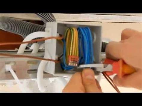 instalacja elektryczna puszka instalacyjna youtube