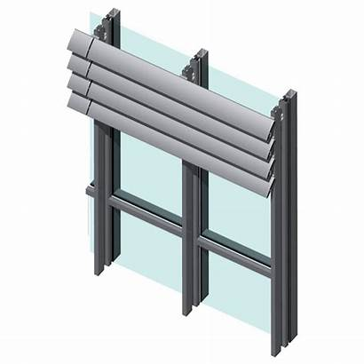 Curtain Wall Roof Shading Sun Glass Solar