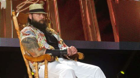 update  bray wyatt  put   ambulance  wwe raw