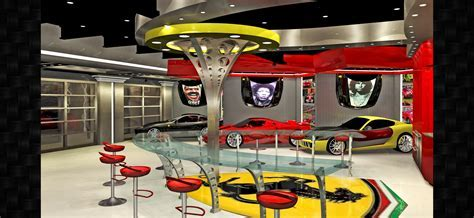 Amazing Car Garages Home Decor ~ Clipgoo