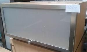 Ikea Fundgrube Online : habemat h ngeschrank klappenschrank mit alurahmen und satinierten glas ausstellungsst ck ~ Orissabook.com Haus und Dekorationen
