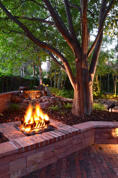 denver custom outdoor fireplace metro denver