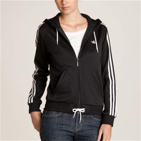 veste zippée capuche adidas originals femme du 34 au 42