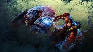 Volibear Udyr LoLWallpapers