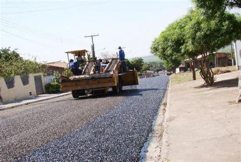 ladario da terra prefeitura cumpre meta e asfalta ruas em lad 225 p 233 rola news