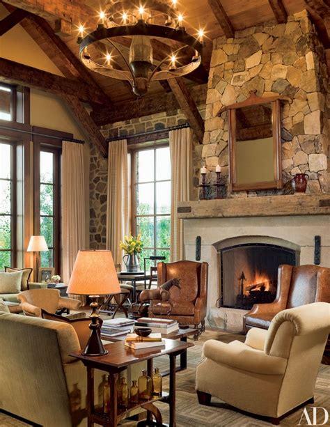 utterly inviting rustic living room ideas