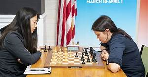 U.S. Chess Championship: All Leaders Win Again; Women Down ...