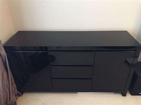 The Best Next Black Gloss Sideboards