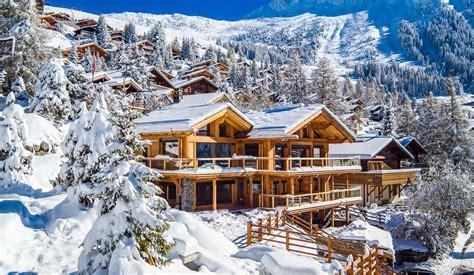 chalet in swiss alps chalet les etrennes luxury retreats