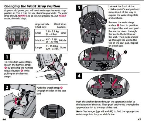 evenflo car seat strap replacement brokeasshomecom