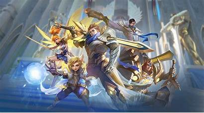 Legends Lightborn Mobile Squad Wallpapers Pc Gamecak
