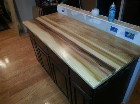poplar wood countertops house pinterest woods countertops