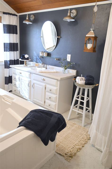 navy blue bathroom ideas navy blue bathroom 28 images navy bathroom contemporary bathroom bender navy blue bathroom