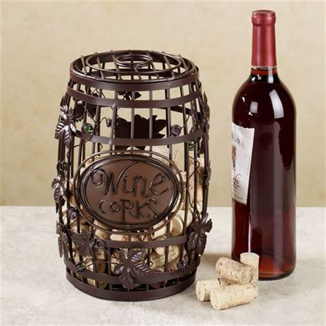 wine barrel cork cage r