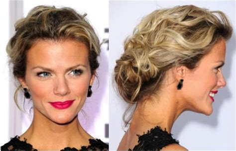 Updos Inspired By The Red Carpet