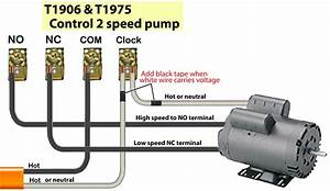 Jacuzzi Pump Motors Wiring Diagrams