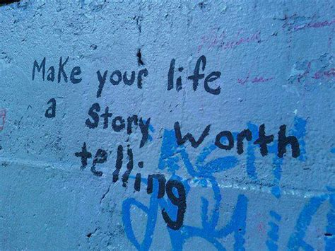 Telling Your Life Story Quotes