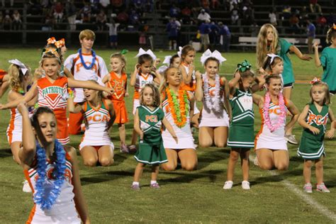 pinewood christian academy wee cheer