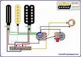 Wiring Diagram For Hss Stratocaster