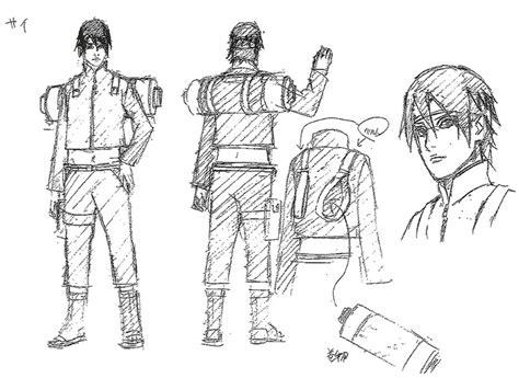 Naruto The Last Character Designs