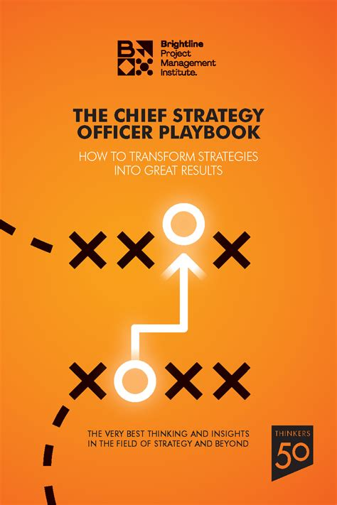 chief strategy officer playbook brightline initiative