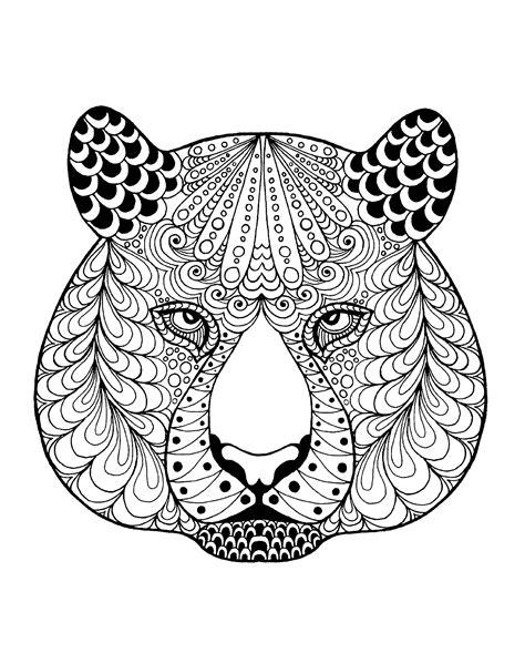 tigre da disegnare per bambini tigre da colorare per bambini