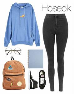 U0026quot;Bts | class with Hoseoku0026quot; by kxtlkh liked on Polyvore featuring UNIF Vans and Billabong | Kpop ...