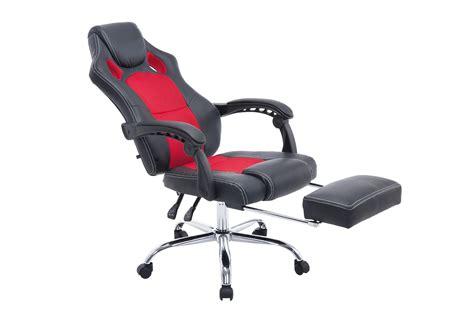 fauteuil relax bureau fauteuil bureau energy chaise similicuir repose jambe