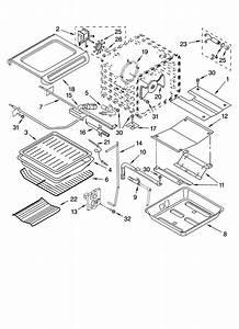 Kitchenaid Gas Range Parts