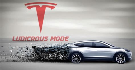 The Need For Ludicrous Speed Tesla Produces Fastest