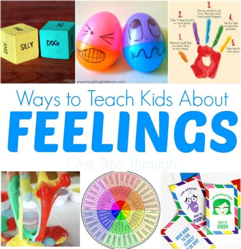 how to teach to value and accept feelings one time 317 | Teach Kids About Feelings Feature