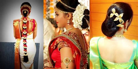 Different Types Of Kerala Wedding Hairstyles For Beautiful Brides Long Pixie Cut For Black Hair Original Chi Ceramic Hairstyling Iron Silky Smooth Low Side Bun Layered How To Style Messy Guys Do 40s Hairstyles With Short Mens Medium Get A Nice Haircut Cutting Styles