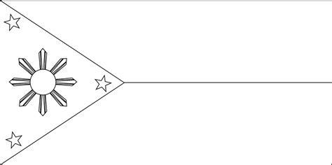 triangle flag cliparts   clip art