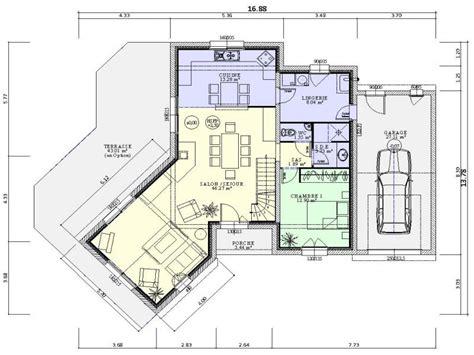 plan chambre parentale avec salle de bain construction maison neuve hibiscus lamotte maisons
