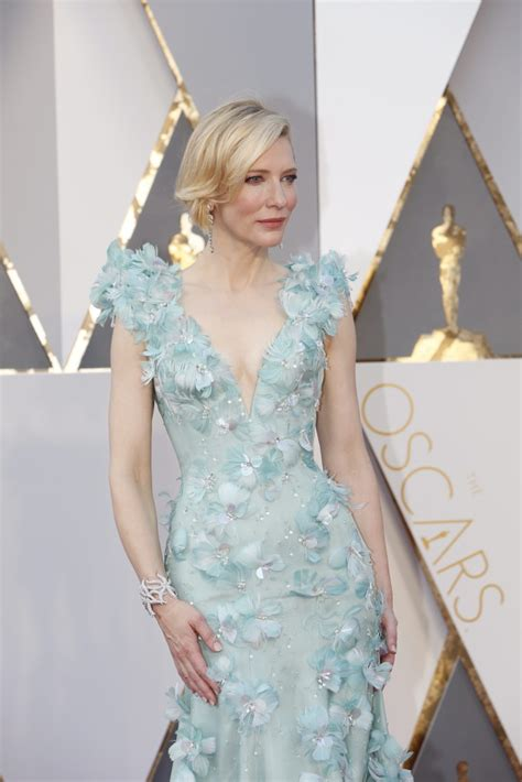 Cate Blanchett Oscars Red Carpet Arrivals Best