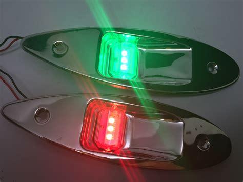 Boat Navigation Lights by Navigation Lights Marine And Rv Lighting Accessories
