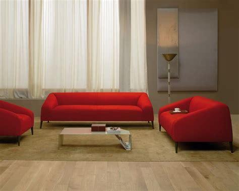 Divanetto Design Con Piedini In Legno, Rivestimento In