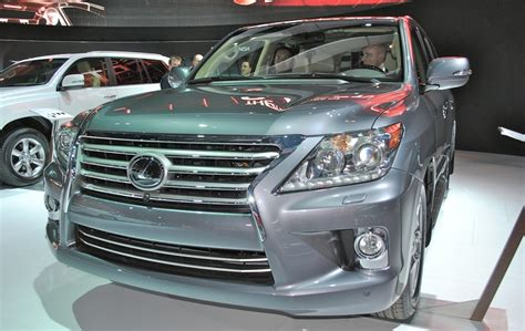 2013 Lexus Lx 570 Price Increased To ,805*