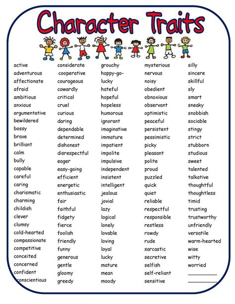 best adjectives for best 25 adjectives for personality ideas on courses personality adjectives