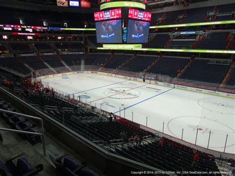 foto de Capital One Arena Section 203 Washington Capitals