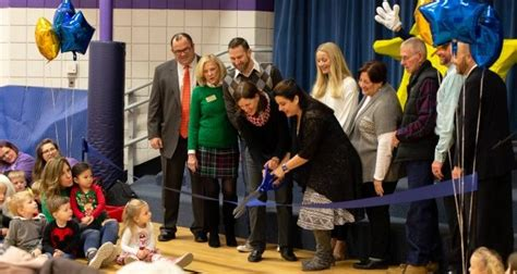 rockwood opens  early childhood center  eureka west