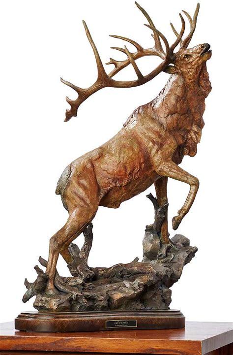 call  contest elk sculpture wild wings
