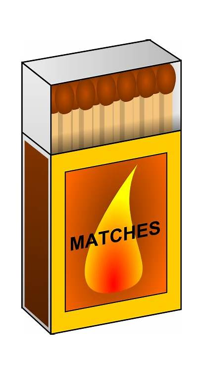 Matches Box Match Clipart Clip Library Cliparts