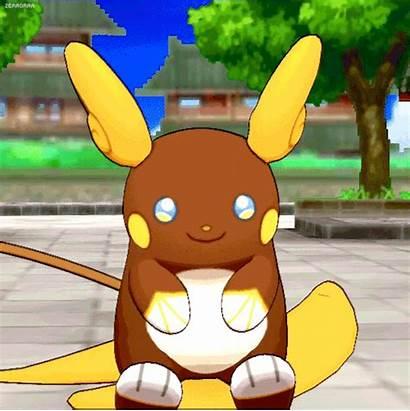 Raichu Alolan Pokemon Choose Shiny Pichu Acquisition