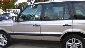 2000 Land Rover Range Rover 4 6 Hse