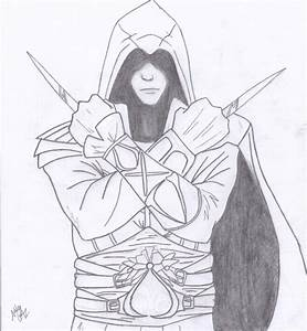 Ezio- Assassins Creed 2 by ArtisticCole on DeviantArt